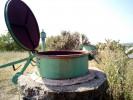 Промивка резервуарів чистої води
