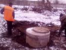 Відновлення оглядового колодязя по вул. Кам'яномостівська