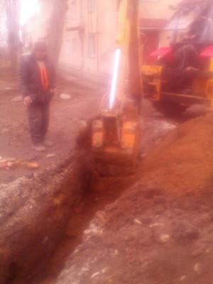 Відновлення каналізаційної мережі
