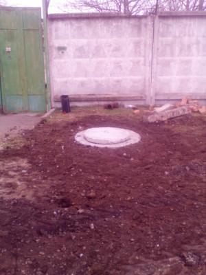 Завершення робіт по заміні ділянки лінії каналізації по вул. Кам'яномостівська, 25