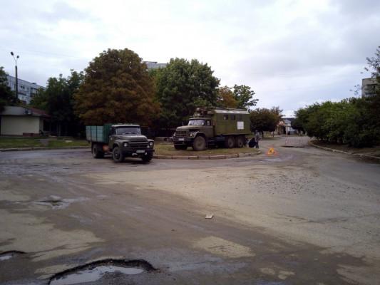 КП «Первомайськводоканал» продовжує заміну запірної арматури на міських водопровідних мережах
